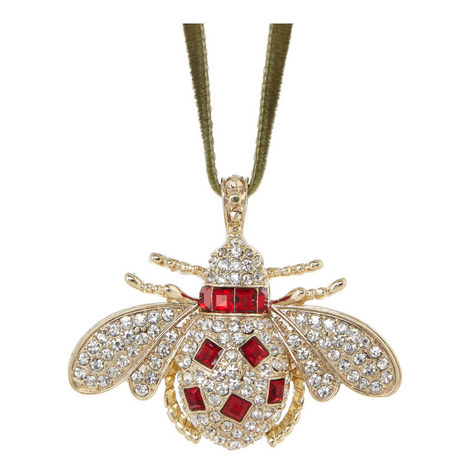 Bejewelled Bee Hanging Decoration, ${color}