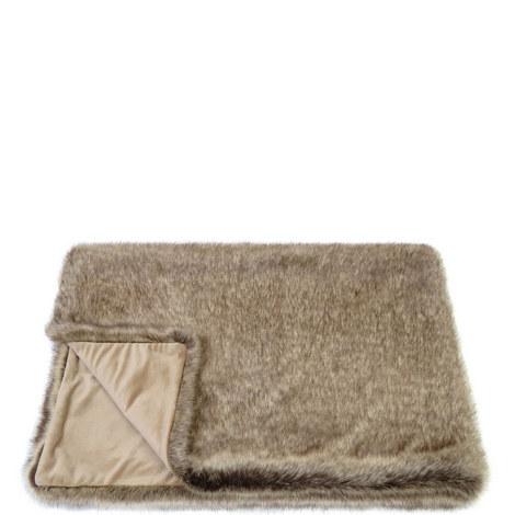 Faux Fur Comforter, ${color}