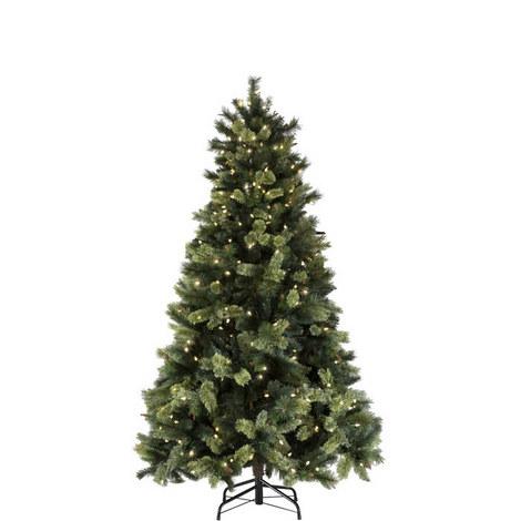 Pre-lit Hampton Pine Tree 7.5ft, ${color}
