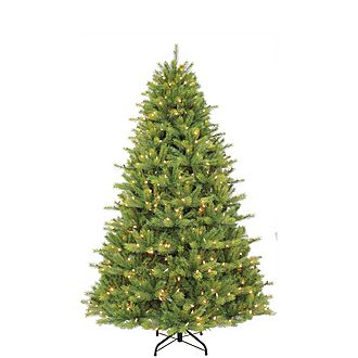 Prelit Islington Fir Tree 7.5ft