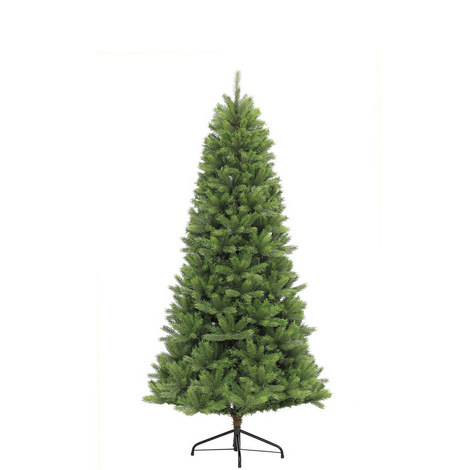 Slim Islington Fir Tree 7.5ft, ${color}