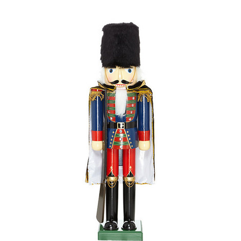 Wooden Nutcracker Soldier, ${color}
