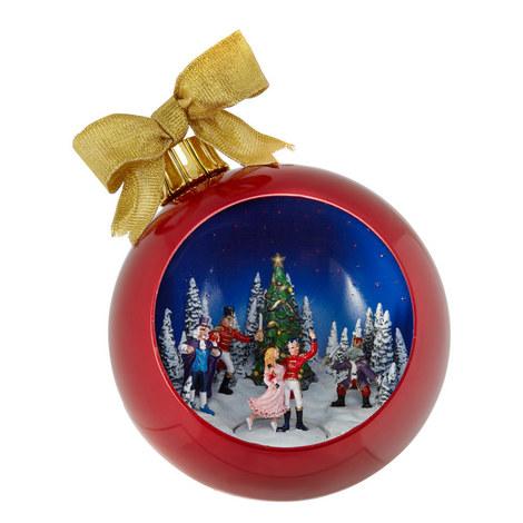 Nutcracker Scene Ornament, ${color}