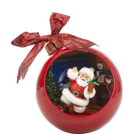 Musical Santa Decoration, ${color}