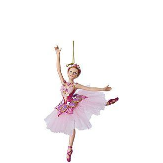 Sugarplum Ballerina Tree Decoration