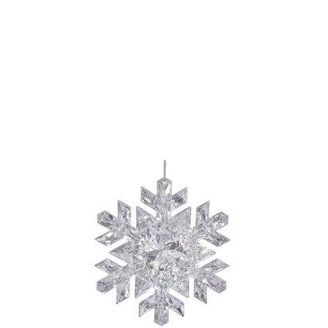 Jewelled Snowflake Ornament, ${color}