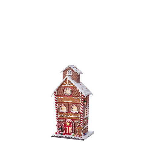 LED Gingerbread House, ${color}