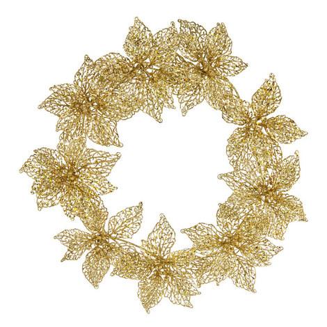Glitter Wreath, ${color}