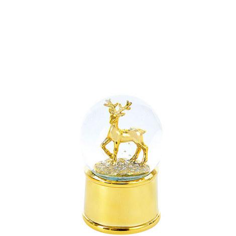 Deer Snowglobe, ${color}