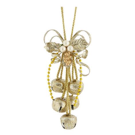 Bell Cluster Hanging Ornament, ${color}
