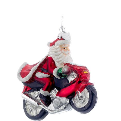 Noble Gems Motorcycle Santa, ${color}