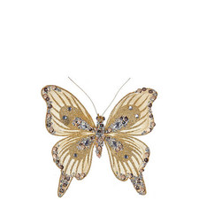 Mesh Butterfly Clip