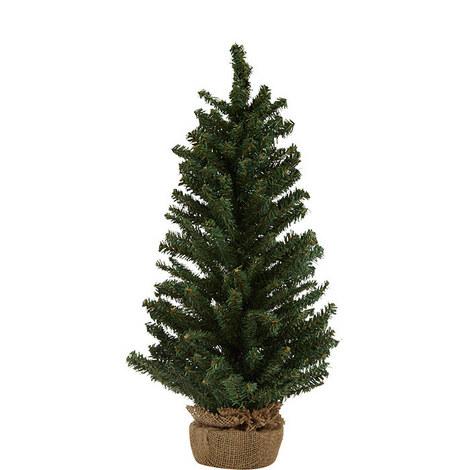 Mini Pine Tree Decorations, ${color}