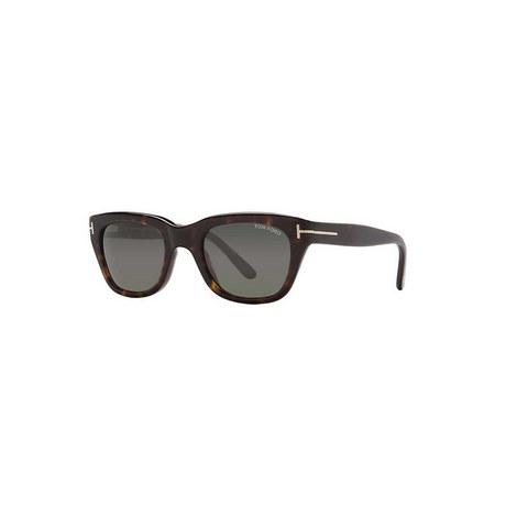 Snowden Square Sunglasses FT0237, ${color}