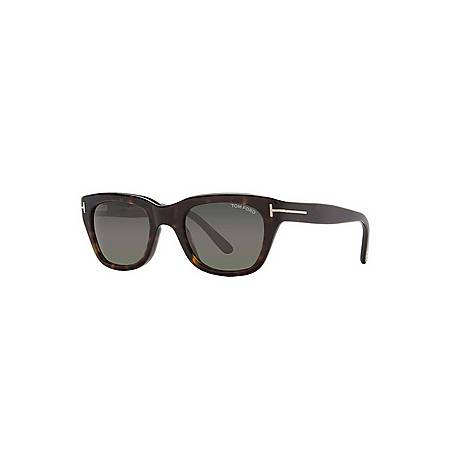 Snowden Square Sunglasses FT0237, ${color}