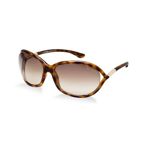 Jennifer Oval Sunglasses TR00038, ${color}