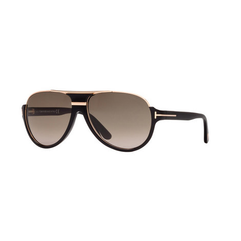 Pilot Vintage Sunglasses FT0334, ${color}