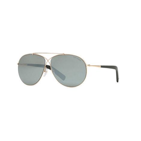 Aviator Sunglasses FT0374, ${color}