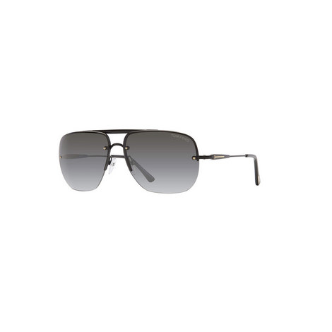 Rectangle Sunglasses FT0380, ${color}