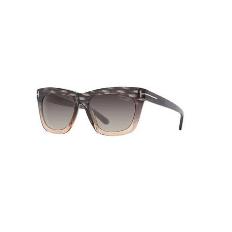Rectangle Sunglasses FT0361 Polarised, ${color}