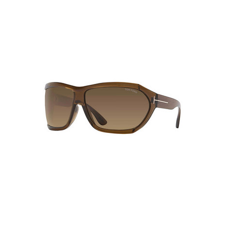 Rectangle Sunglasses FT0402, ${color}