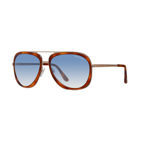 Sam Aviator Sunglasses FT0469, ${color}