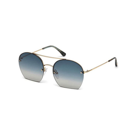 Irregular Sunglasses FT0506, ${color}