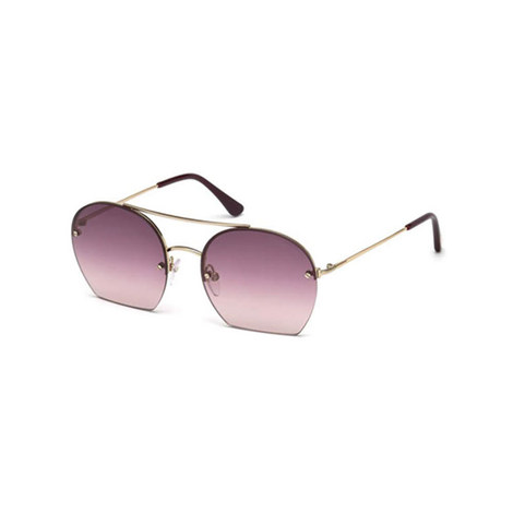 Irregular Sunglasses FT0506, ${color}