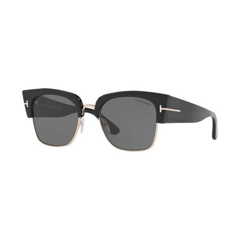 Dakota Cat Eye Sunglasses FT0554, ${color}