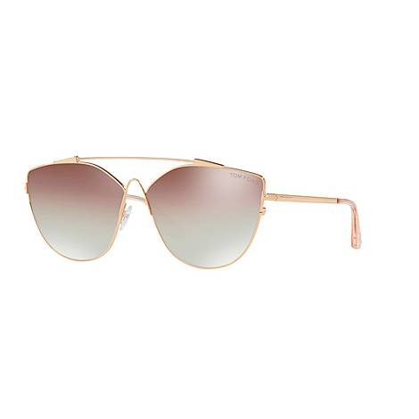 Jacquelyn-02 Cat Eye Sunglasses, ${color}