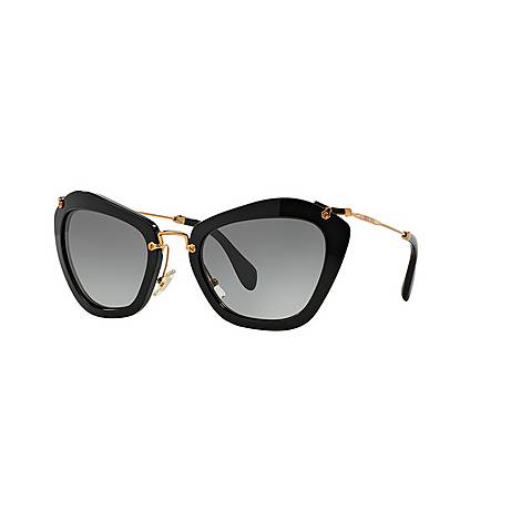 Cat Eye Sunglasses 0MU 10NS, ${color}