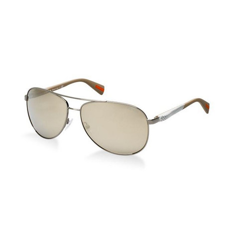 Lifestyle Aviator Sunglasses PS 51OS1B, ${color}