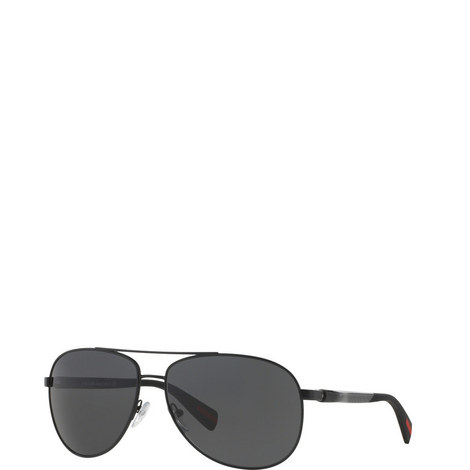 Lifestyle Aviator Sunglasses PS 51OS1, ${color}