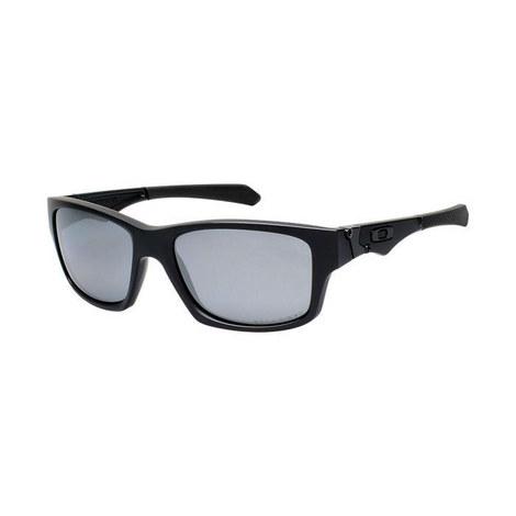 Lifestyle Matte Rectangle Polarised Sunglasses OO91359, ${color}