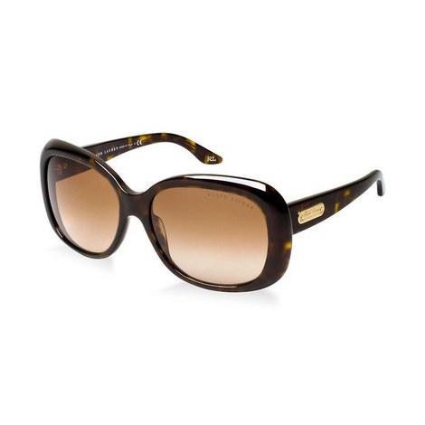 Handbag Plaque Square Sunglasses RL80875, ${color}