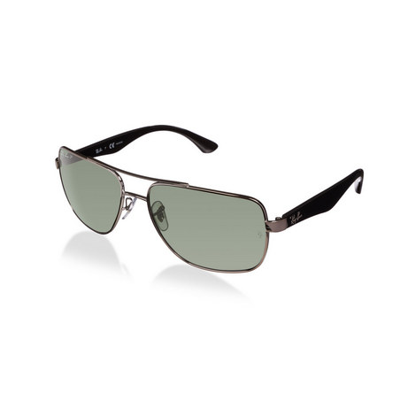Highstreet Square Sunglasses RB34830 Polarised, ${color}