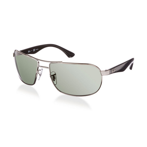 Highstreet Square Sunglasses RB34920 Polarised, ${color}