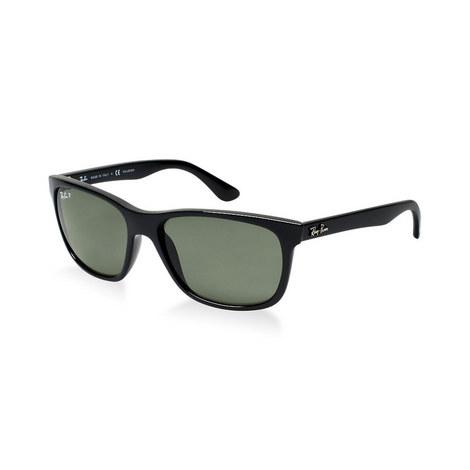 Highstreet Square Sunglasses RB41816 Polarised, ${color}