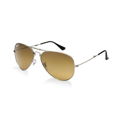 Icons Aviator Sunglasses RB34790 Polarised, ${color}