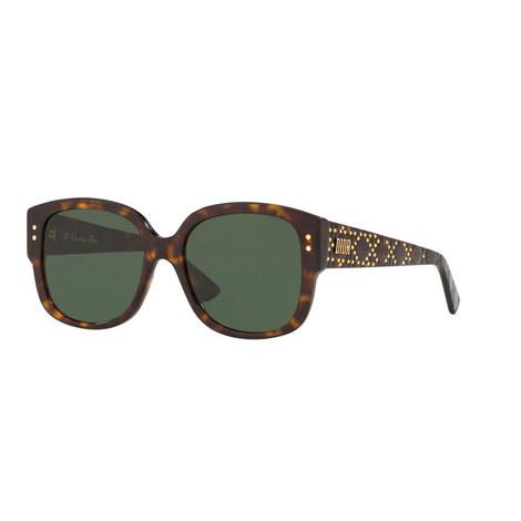 Lady Dior Square Sunglasses CD000995, ${color}