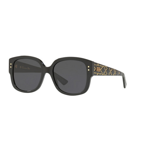 Lady Dior Square Sunglasses CD000995, ${color}