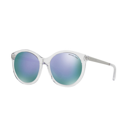 Adrianna III Round Sunglasses MK2034, ${color}
