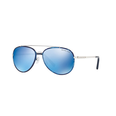 Ida Aviator Sunglasses MK1019, ${color}