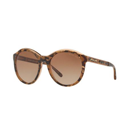 Mae Round Sunglasses MK2048, ${color}