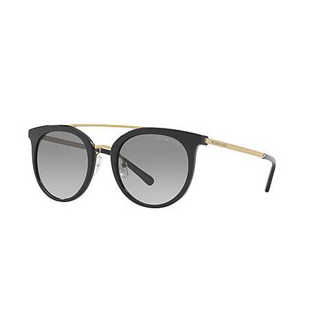 Ila Round Sunglasses MK2056, ${color}