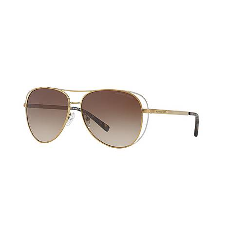 Lai Aviator Sunglasses MK1024, ${color}