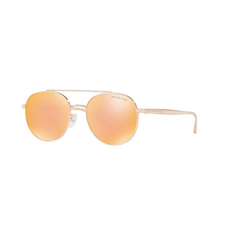 Lon Aviator Sunglasses MK1021, ${color}