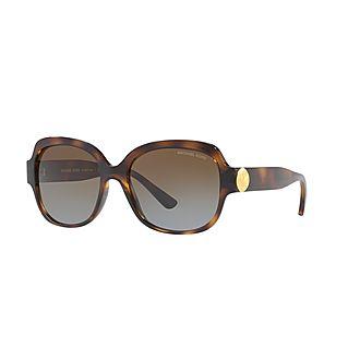 Suz Square Sunglasses MK2055