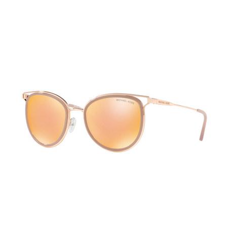 Cat Eye Sunglasses MK1025, ${color}
