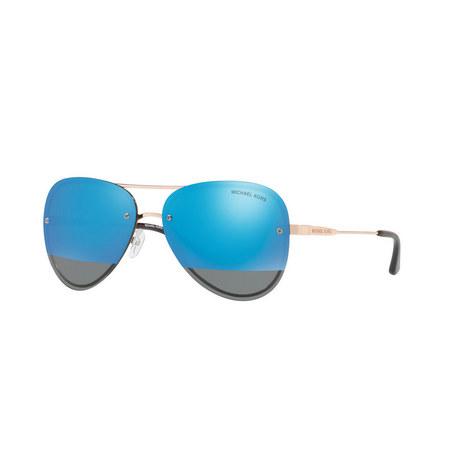 0f74191574b0 La Jolla Aviator Sunglasses MK1026